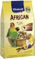Vitakraft African 750 g datolya-akác agapornisz