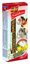 Vitapol  Smakers rúd rágcsálóknak 2db 90g yoghurt/pity-pang