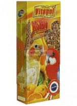 Vitapol  Smakers rúd papagájnak 2db 90g narancs