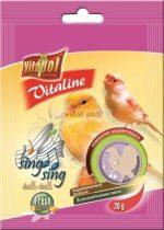Vitapol  Vitaline éneklés serkentő kanárinak 20g