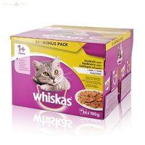 Whiskas 24 pack alutasakos szárnyas