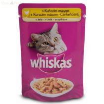 Whiskas alutasakos adult 100 g csirkés