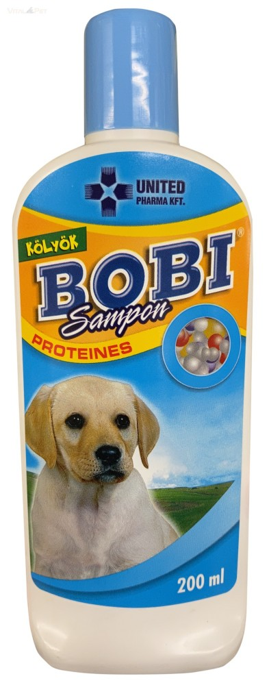 Bobi Kölyök sampon 200 ml