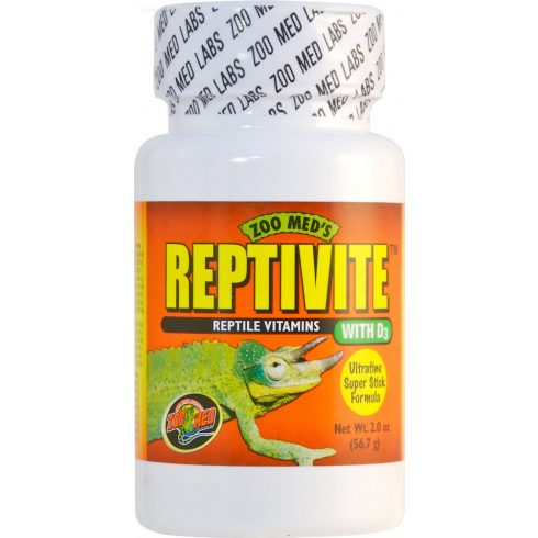 Zoo Med Reptivite with D3 hüllővitamin 57g