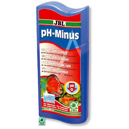 JBL pH-Minus, 100ml (400L-re)