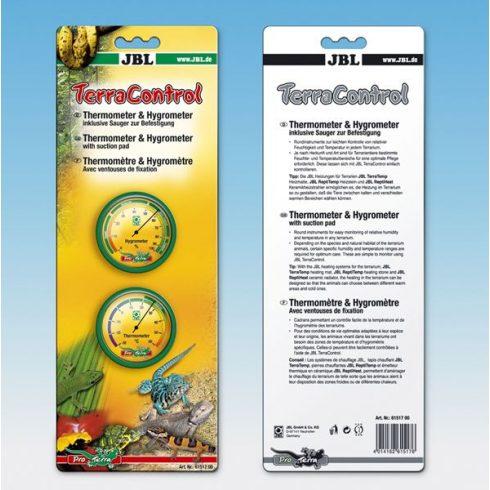 JBL TerraControl hőmérő/páramérő