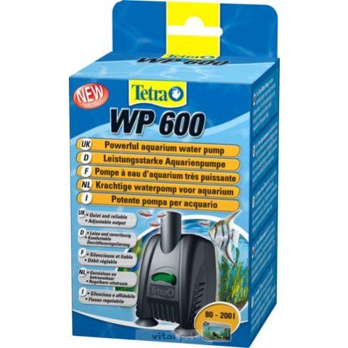 Tetra WP 600 vízpumpa - szivattyú 80-200 l (600 l/h, 11 w) max 1,3 m
