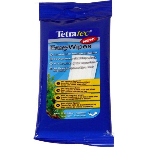 TetraTec EasyWipes tisztítókendő 10 db-os