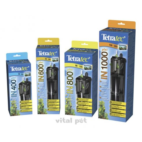 TetraTec IN 800 Plus belső szűrő (400-800 l/h) (80-150 l) (607668)